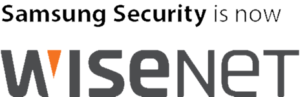 Samsung security is now Wisenet
