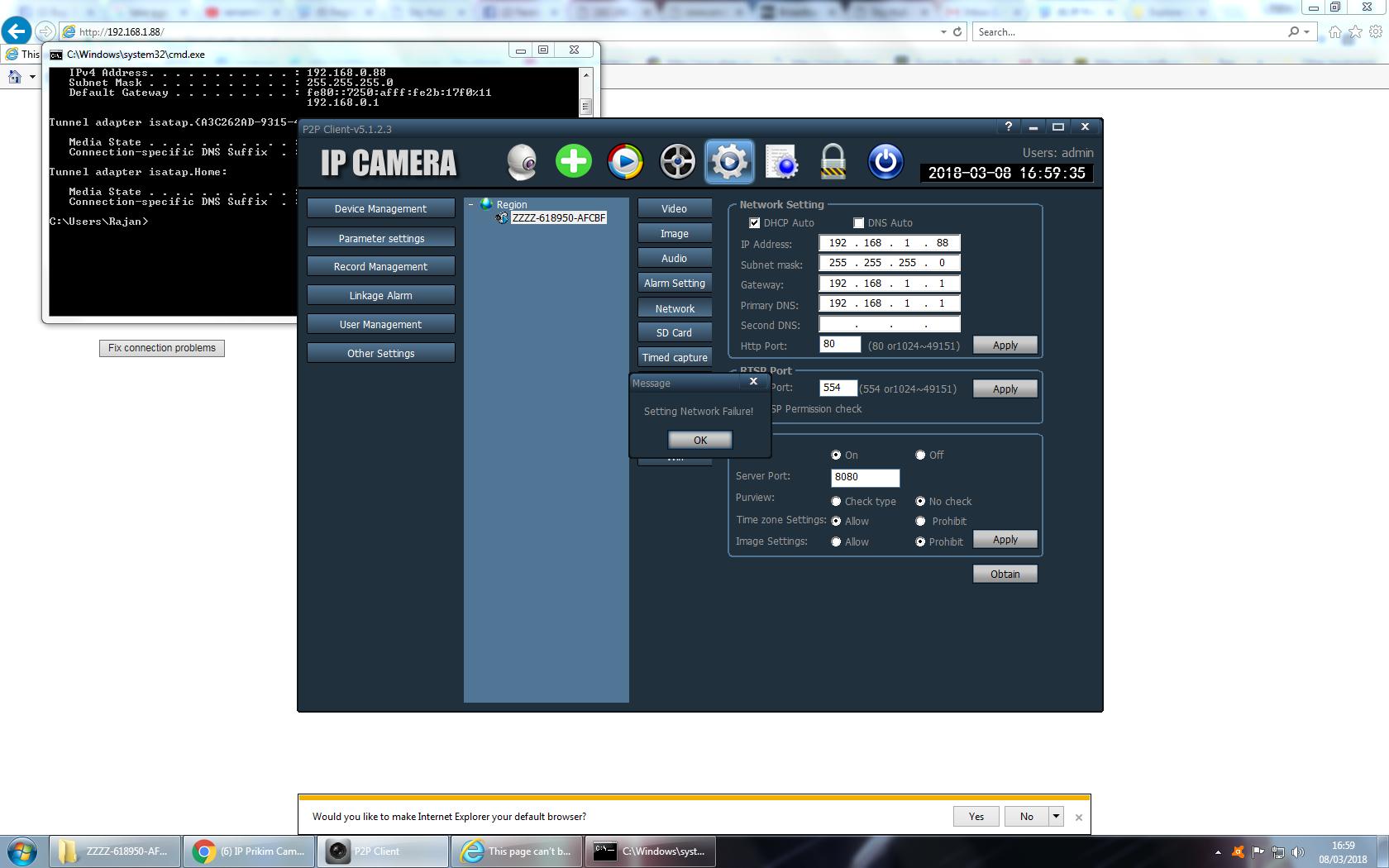 IP Prikim Camera | IP CCTV Forum for IP Video, network