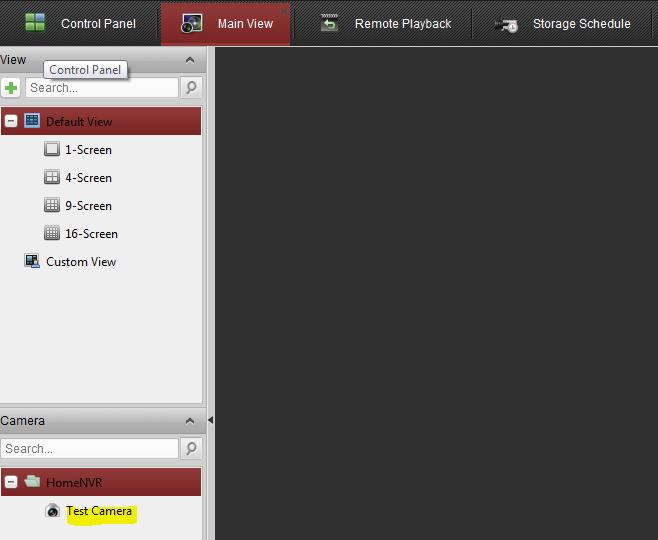 Remote Playback of recordings on iVMS4200 Storage Server | IP CCTV