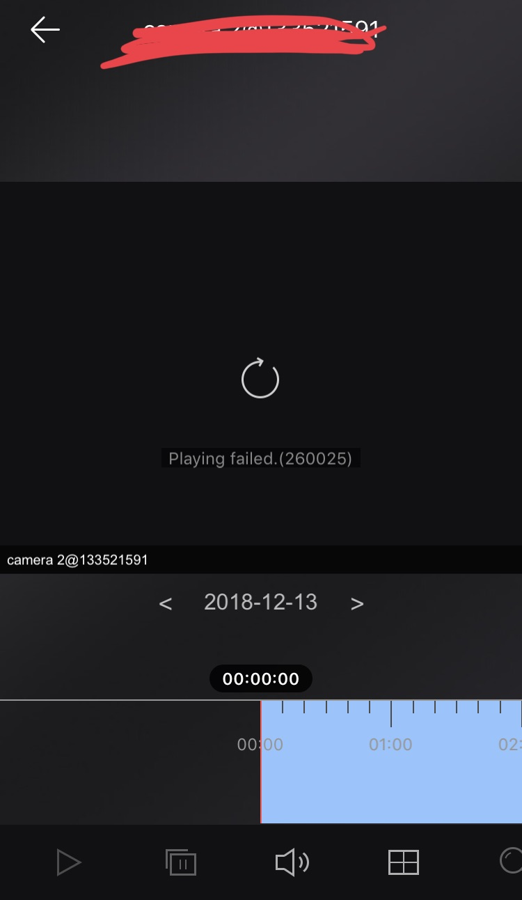 HIK Connect App on iPhone - Issue with Playback | IP CCTV
