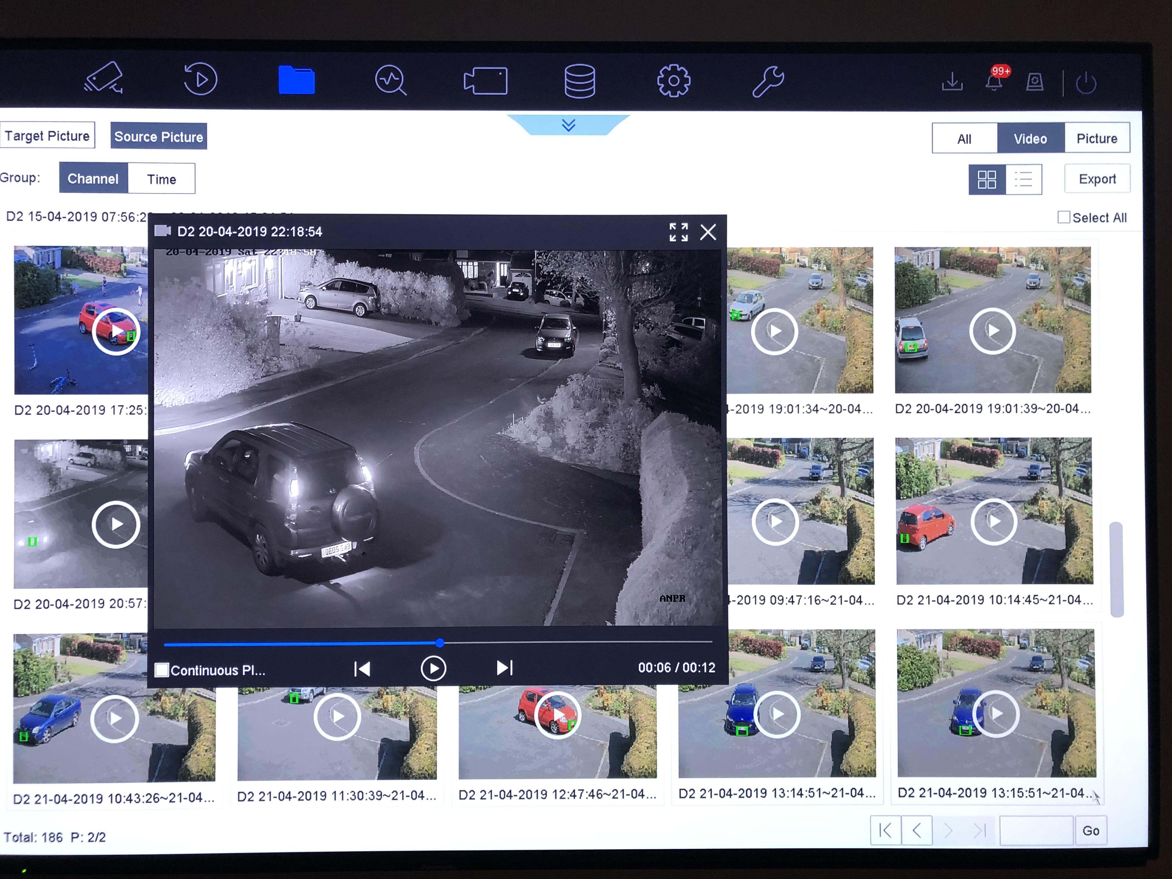 HIKVISION SMART ANPR CAMERA NOT READING REGS AT NIGHT | IP CCTV