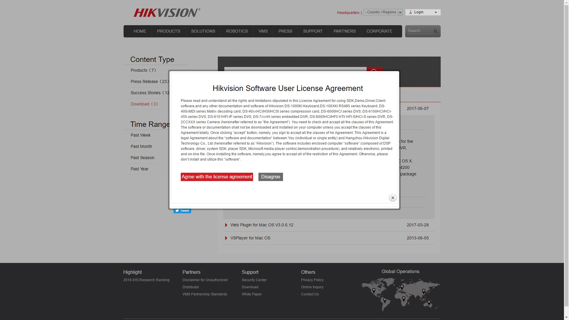 HikVision plugins for Apple Mac / Safari | IP CCTV Forum for IP