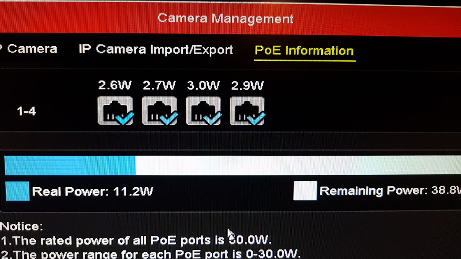 Configuring cameras - not visible in SADP | IP CCTV Forum for IP