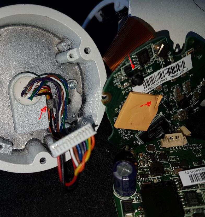 How to fix a Hikvision camera factory resetting whenever it