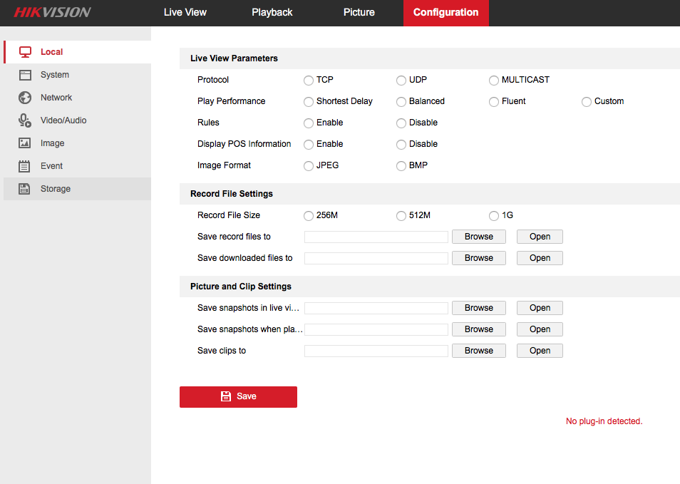 Latest HikVision Firmware for EasyIP 3 0 Cameras - new V5