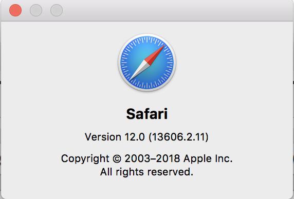 Plugin Hikvision Mac Safari 12