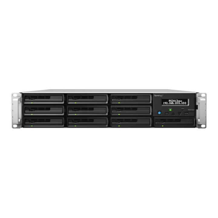 Synology Rackstation Rs3413xs 10tb Nas Server 166 Use Ip Ltd
