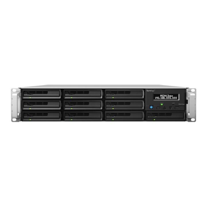 Synology Rackstation Rs3413xs 10tb 10gbe Nas Server 166 Use