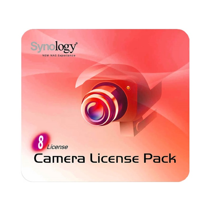 Surveillance Station License Packs