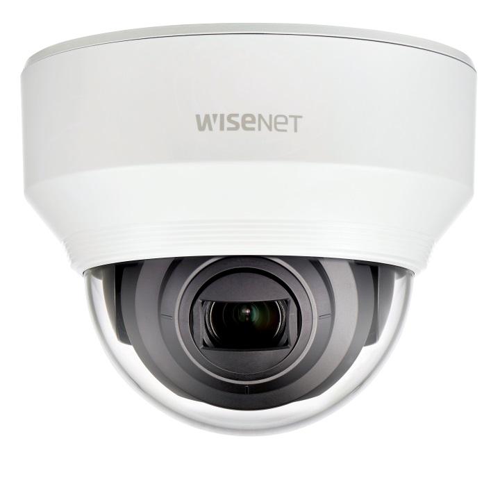 Wisenet Xnd 6080 2 Megapixel Network Dome Camera 166 Use Ip Ltd
