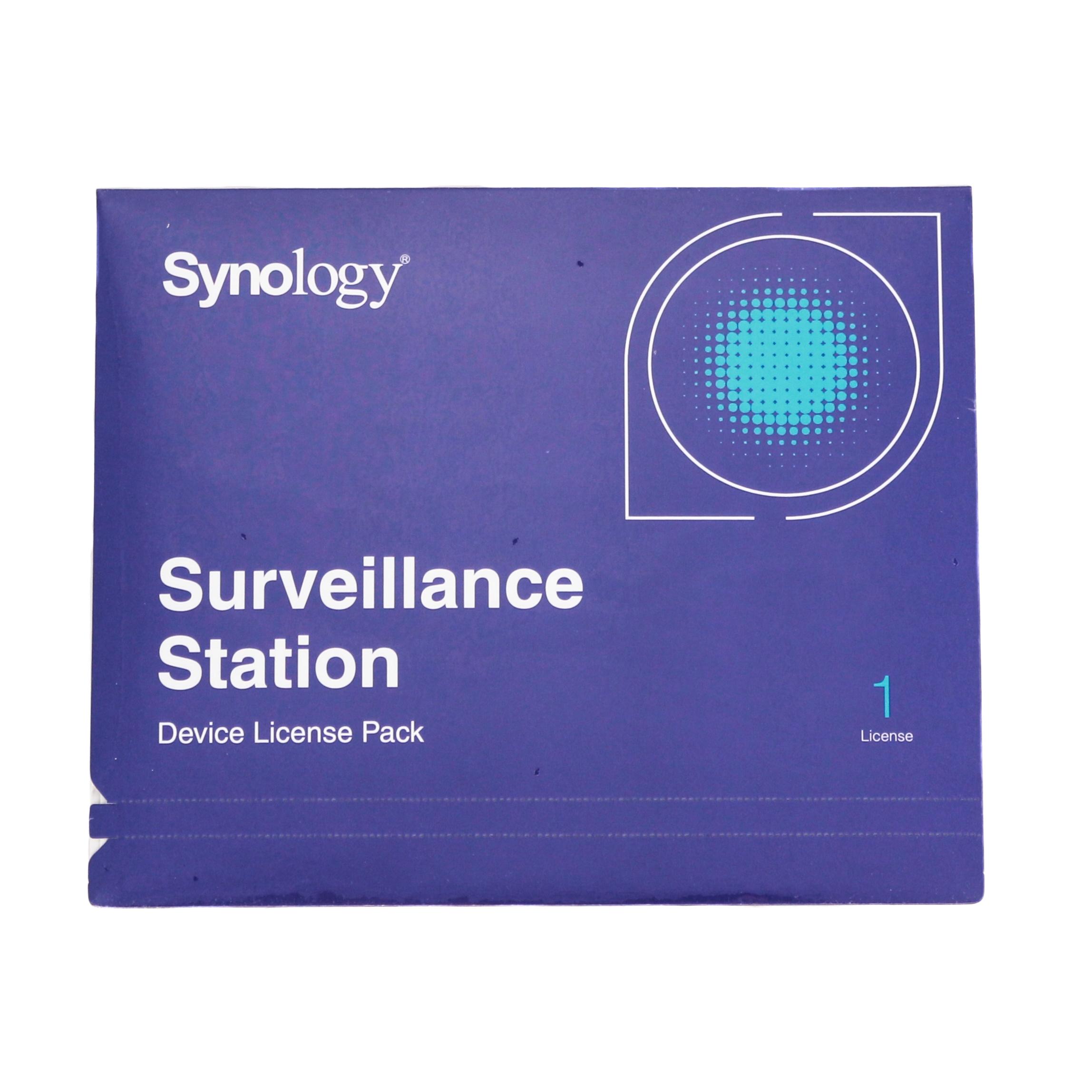 Synology 1 Camera License Pack 166 Use Ip Ltd