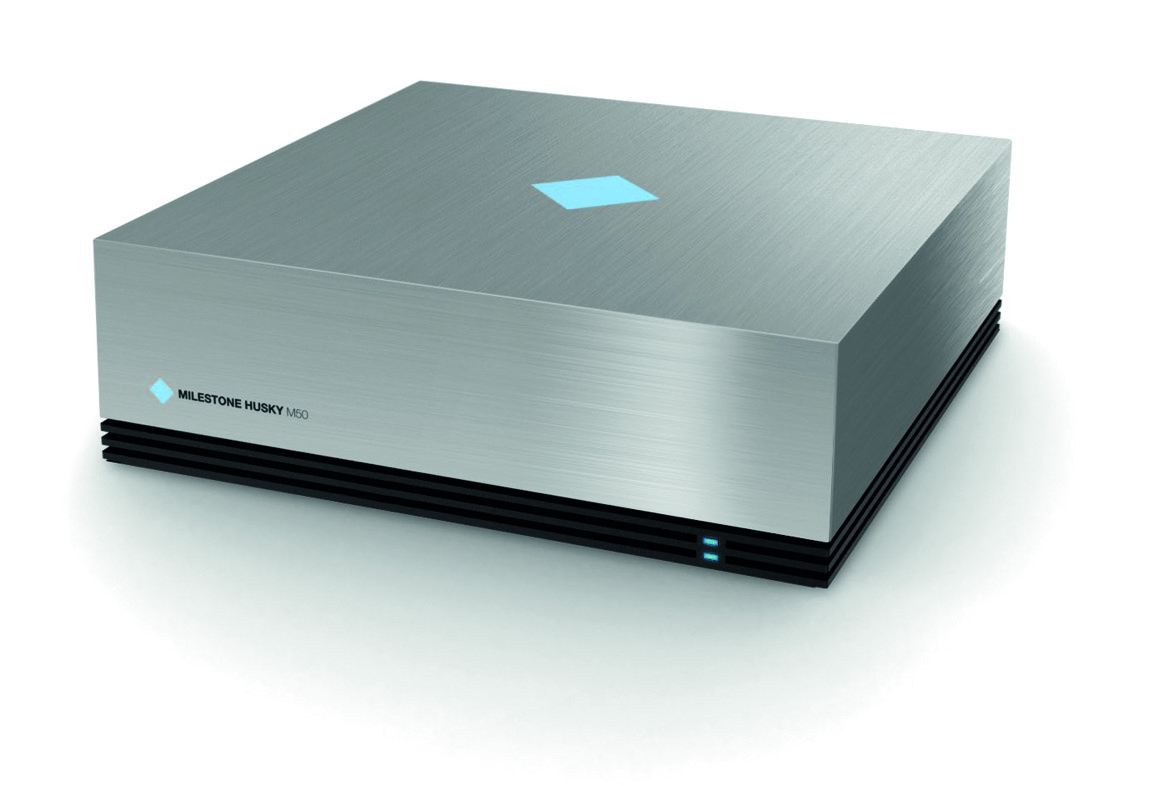 Milestone Husky M30 4tb 8 Channel Network Video Recorder