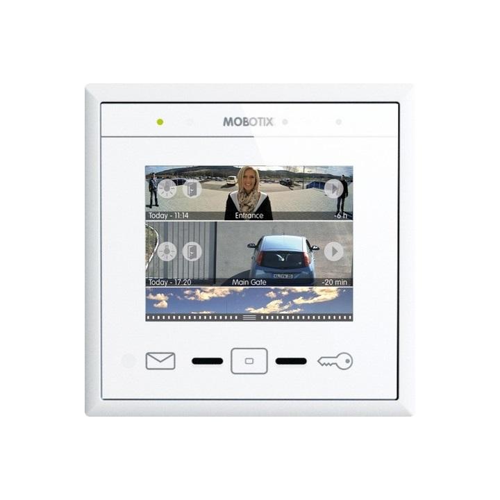 Mobotix Mx Display1 Ext Pw Indoor Viewing Station For Door