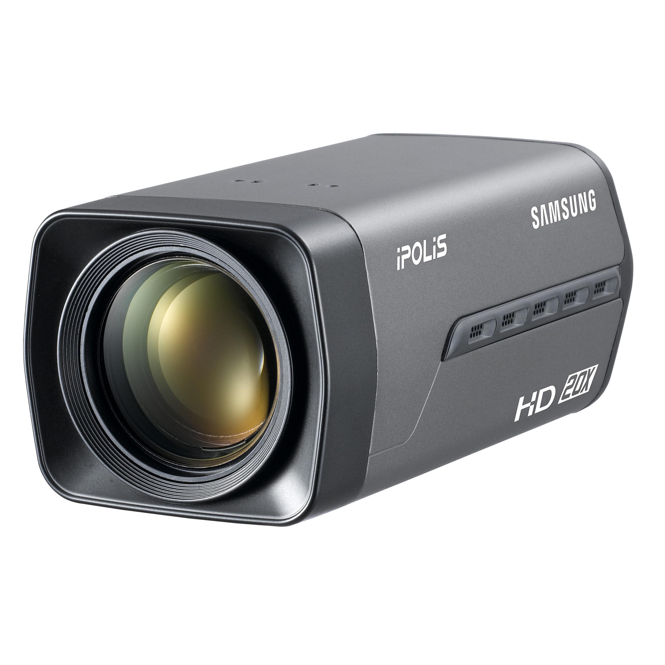 Samsung Ipolis Snz 5200 1 3mp 20x Zoom Network Camera