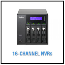 16-Channel NVRs