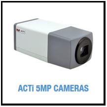 ACTi 5MP Camera