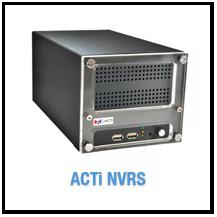 ACTi NVRs