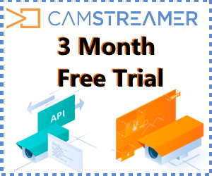 Free 3 Month CamStreamer Trial
