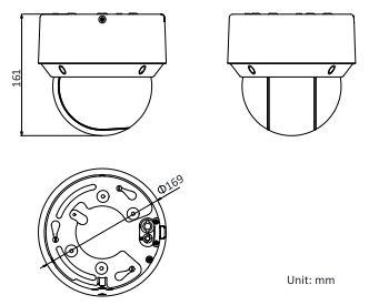 4A204IW-DE dimensions