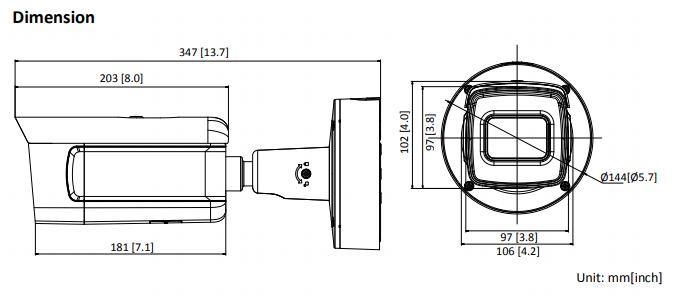 5a26 dimensions