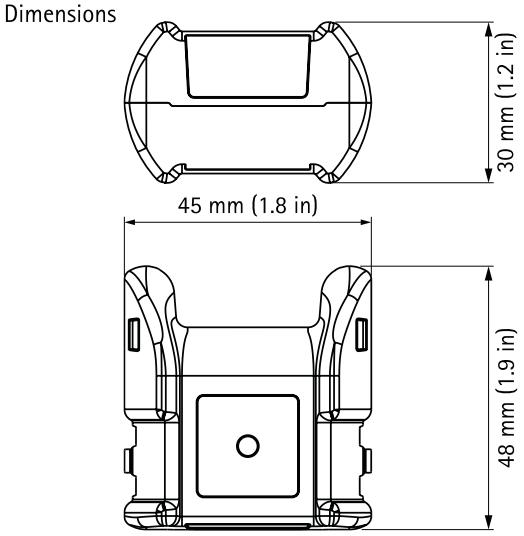 A9801 dimensions
