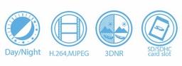 Vivotek FD8169 2MP Fixed Dome Network Camera