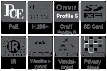 12MP Fisheye Features