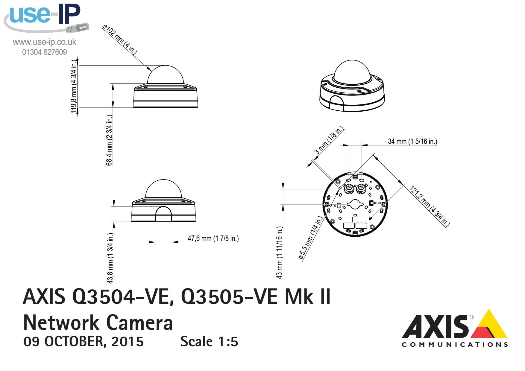 Q3505-VE MkII