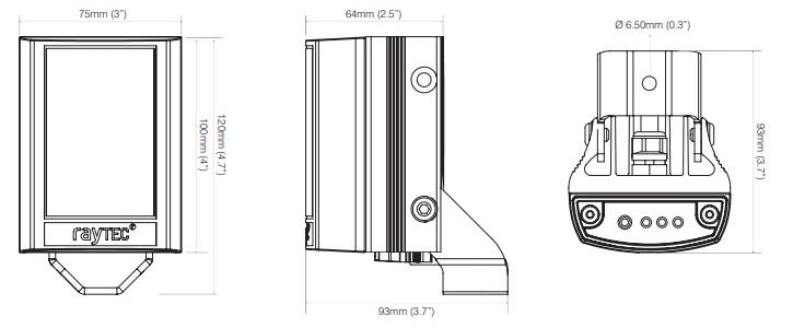 VAR2-i2-1 dimensions