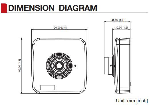 E11A Dimensions