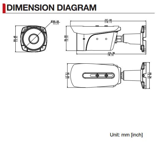 E39 Dimensions