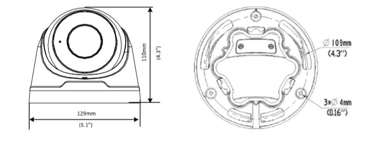 GV-EBD4711 dimensions