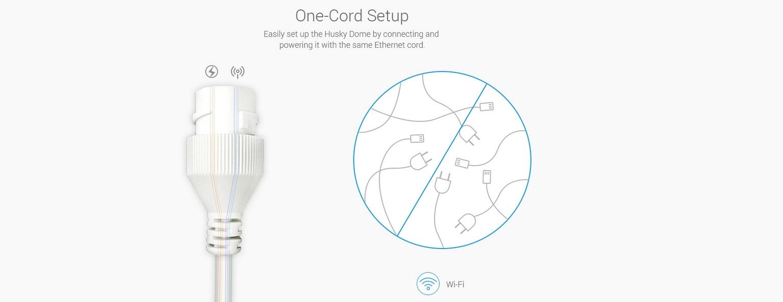 One-Cord Setup