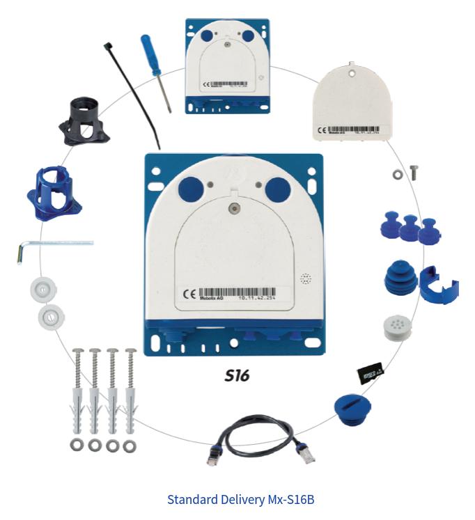 S26B Accessories