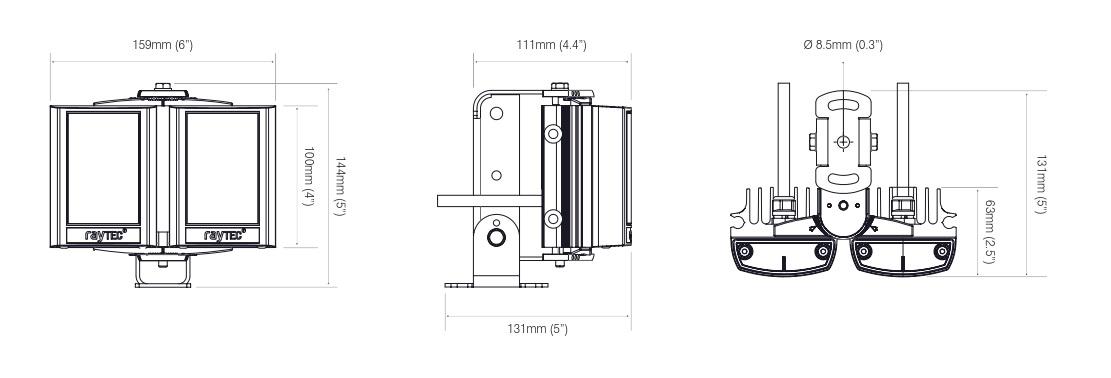 VAR2-i2-2 dimensions