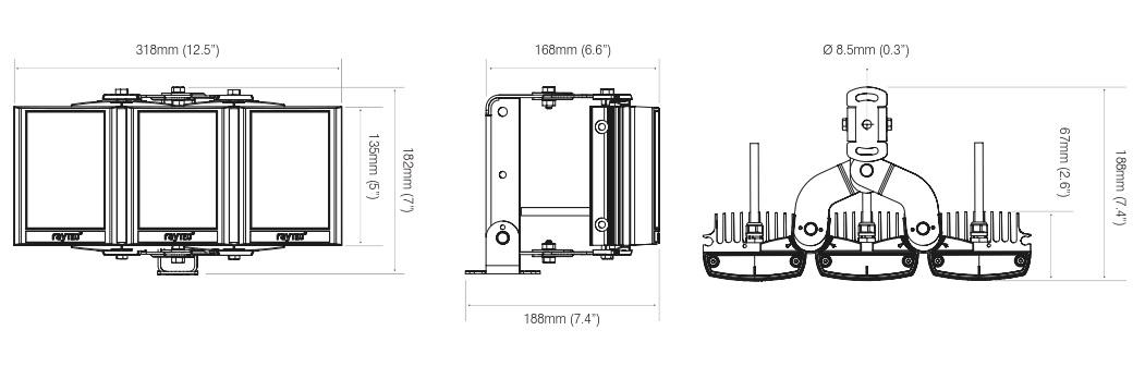 VAR2-i4-3 dimensions