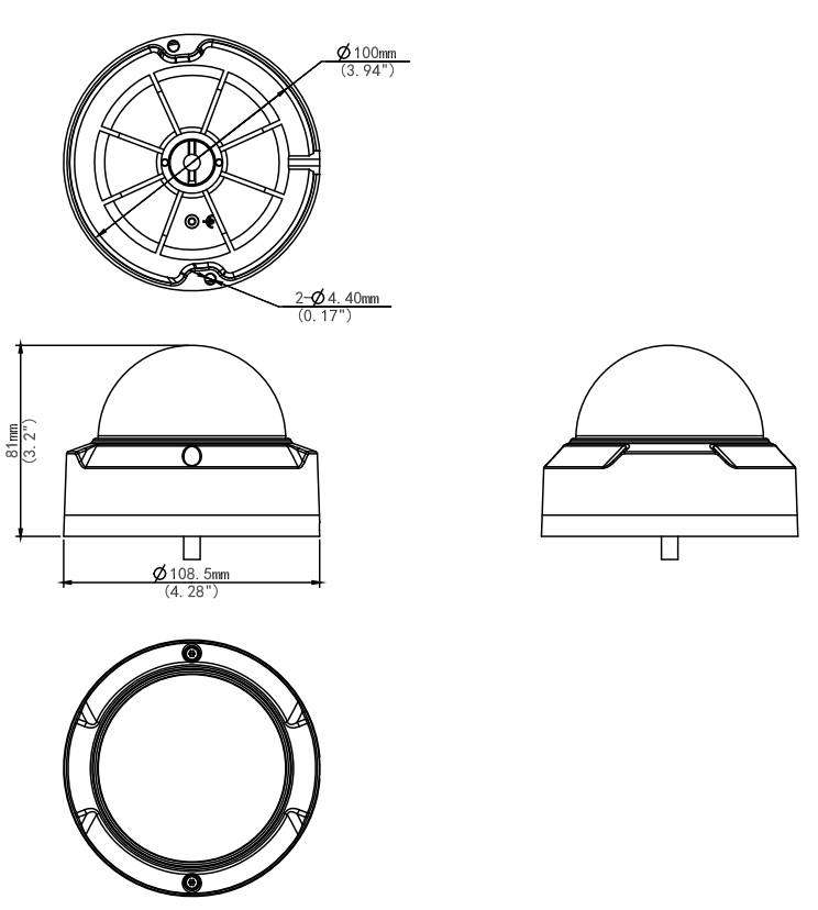 Z91 Dimensions