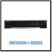 Hikvision I-Series NVRs