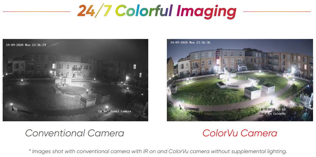 ColorVu Image Comparison