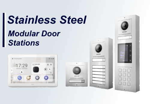 Stainless Steel Intercom
