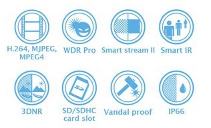 Vivotek IB8379-H 4MP Bullet Camera