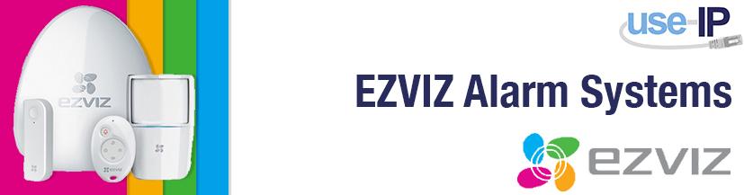 EZVIZ Alarm Banner