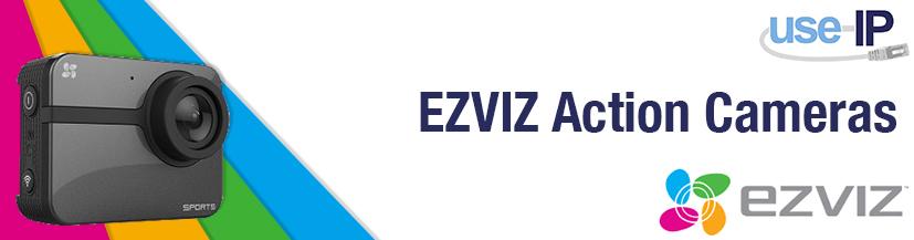 EZVIZ Action Camera Banner