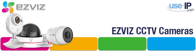 EZVIZ CCTV Banner