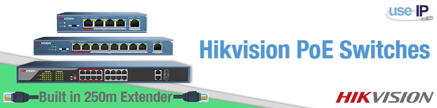 hikvision 250m