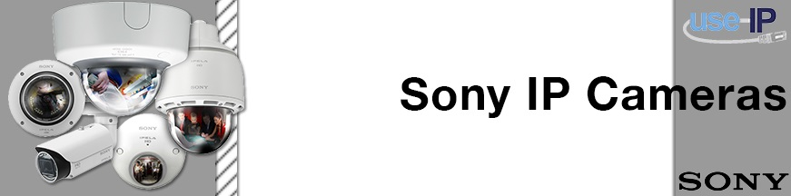 Sony Cameras from use-IP