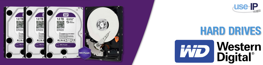 Western Digital Purple Series Hard Drives