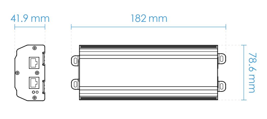 AP-GIC-011A-060 Dimensions