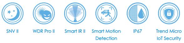 IB9365-EHT Features
