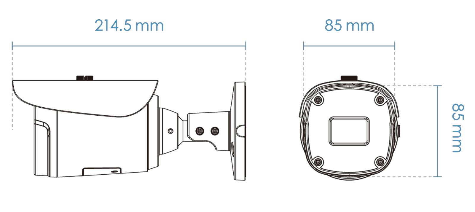 IB9368-HT Dimensions